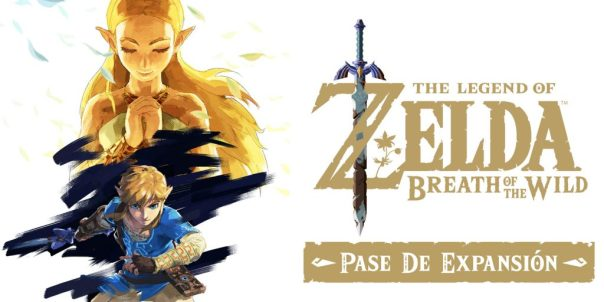 zelda switch pase expansion