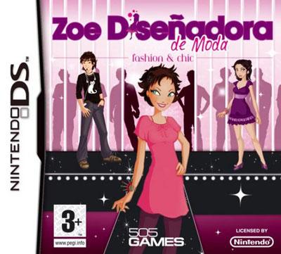Zoe diseñadora de moda