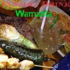 Fangirl Drink Warnarita