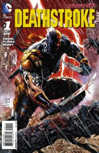 Deathstroke Volume 1: Gods of War Cover