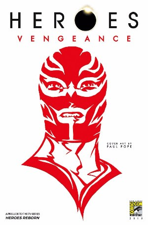 Heroes Vengeance Cover