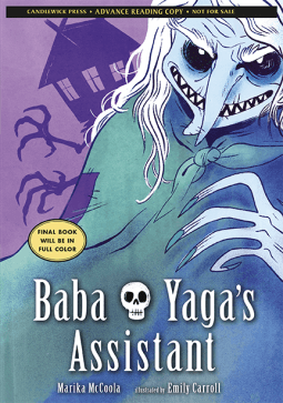 Baba Yaga's Assistant cover