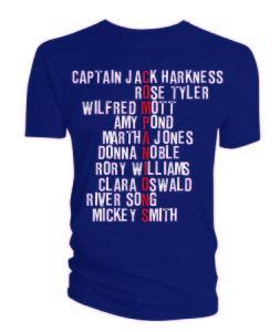 Companion's T-shirt