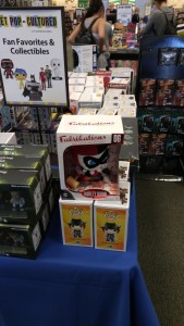 Harley Quinn Collectible at Barnes and Noble