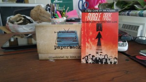 Games: Paperback and Burgle Bros by Tim Fowers