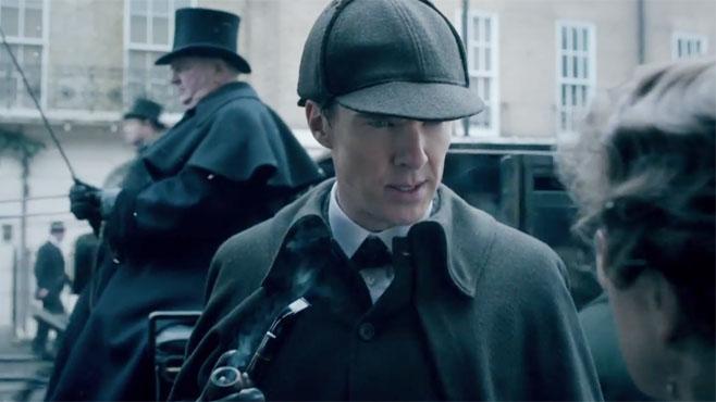Sherlock Vicky Time