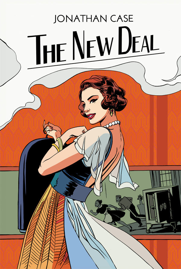 New Deal Cover