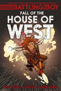 Fall of the House of West Cover