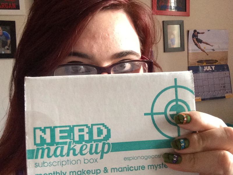 Nailed It! Playing with Nerdy Nail Wraps   FangirlNation Magazine