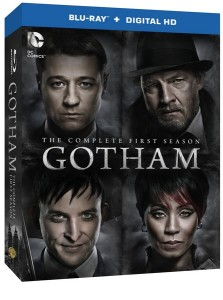 Gotham: The Complete First Season Cover