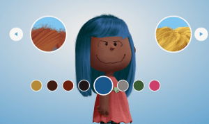 Peanutize Yourself Hair choices