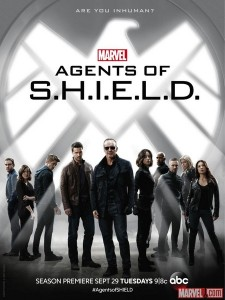 Poster for Marvel's Agents of S.H.I.E.L.D. Season Three