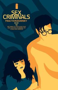 Sex Criminals #12 Cover