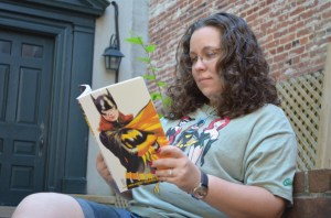Read Comics in Public Day 2011