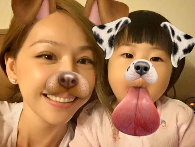 圖 / 翻攝自王心凌臉書