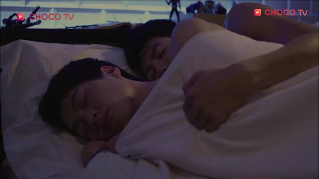 《My HERO》抱著你睡