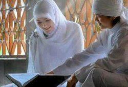 SYARAT MENJADI ISTRI DALAM ISLAM