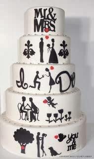 Kue cerita cinta