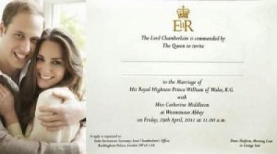 undangan pernikahan unik elegant simple 2