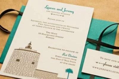 undangan pernikahan unik elegant simple 5