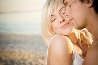 Pasangan yang romantis