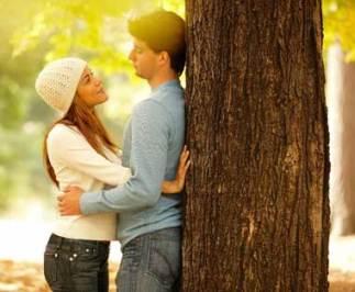 Pasangan jatuh cinta