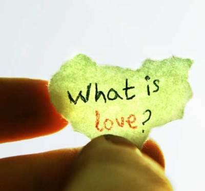 perbedaan cinta dan sekedar suka