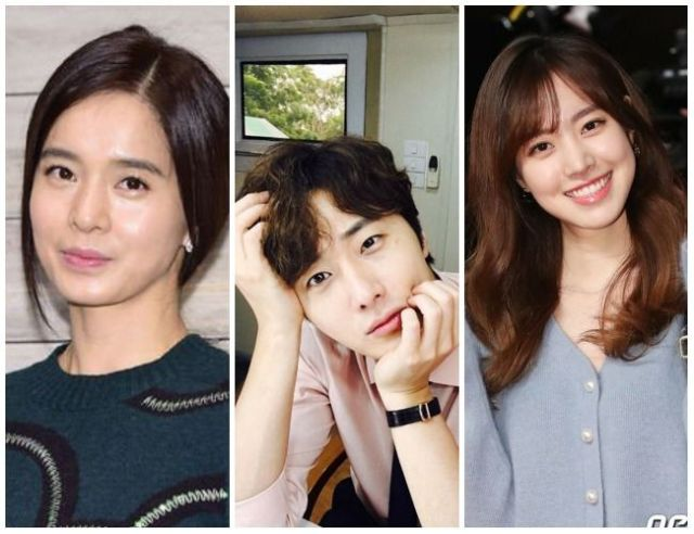 """Jung Hye Young y Jin Se Yeon se unen a Jung Il Woo para """"New Item Release, Convenience Store Restaurant""""."""