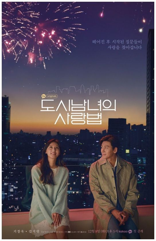 City Couple ji Chang Wook
