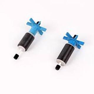 Es muy importante extraer el rotor del filtro para limpiarlo y mantener la eficiencia.