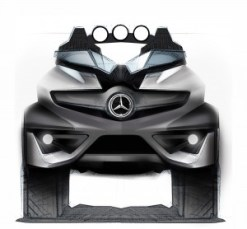 2011 Mercedes-Benz Unimog Concept 18