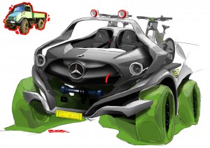 2011 Mercedes-Benz Unimog Concept 19