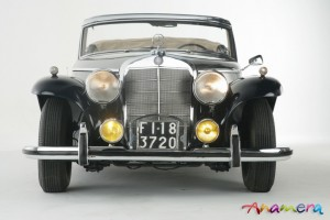 1955 Mercedes-Benz 300 S Cabriolet by Pininfarina 5