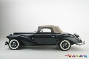 1955 Mercedes-Benz 300 S Cabriolet by Pininfarina 6