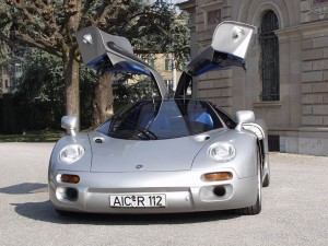 1999 Isdera Silver Arrow 112i 2