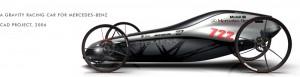 Mercedes-Benz Gravity Racing Car 10