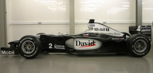 Mercedes-Benz McLaren MP4-15 20