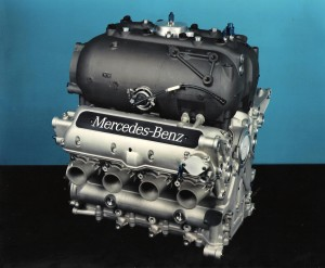 Mercedes-Benz Penske PC27 14 engine
