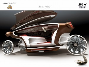 Maybach Berline Carriage 15