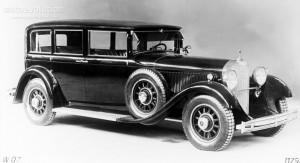 Mercedes-Benz Grosser Pullman W07 15