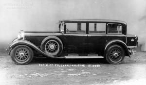 Mercedes-Benz Grosser Pullman W07 19