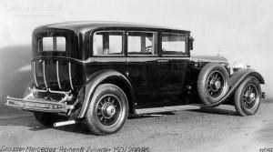 Mercedes-Benz Grosser Pullman W07 3