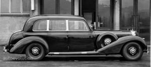 Mercedes-Benz Grosser Pullman w150 7