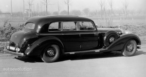 Mercedes-Benz Grosser Pullman w150 9