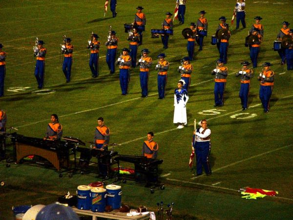 Fannin High School Marching Band