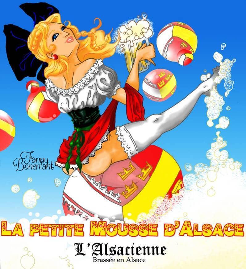 La petite mousse - La Brasserie du Gambrinus par Fanny Bonenfant