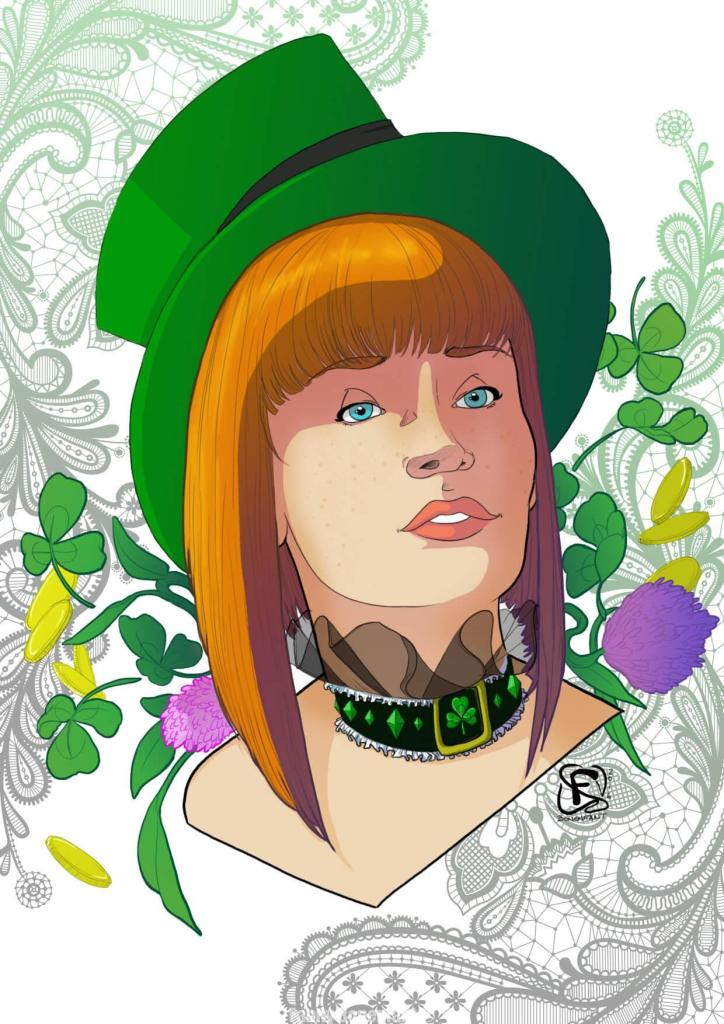 Bryce Dallas Howard Saint Patrick 2016 - Fanny Bonenfant