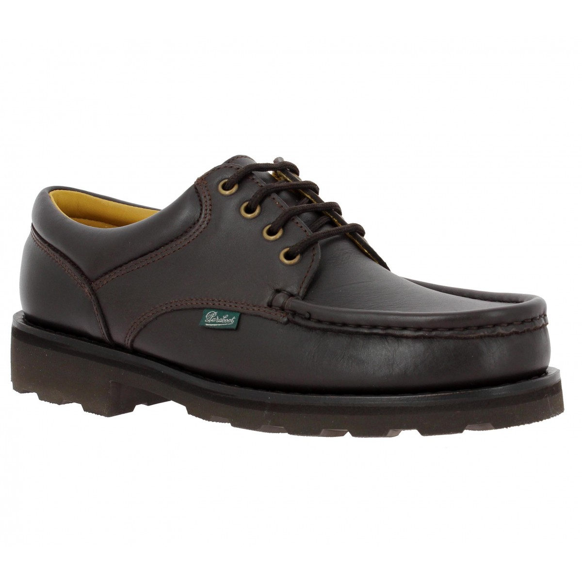 Paraboot Thiers Homme Marron Fanny Chaussures