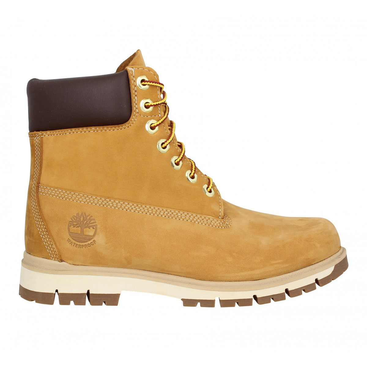 Timberland Radford 6 Boot Wp Nubuck Homme Ocre Homme