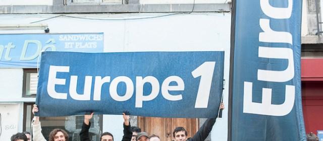 Casting à Clermont-Ferrand pour rejoindre Cyril Hanouna sur Europe 1